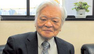 AJC(全国学習塾協同組合)理事長 森貞孝先生